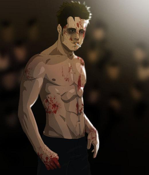 Tyler Durden por francosj12