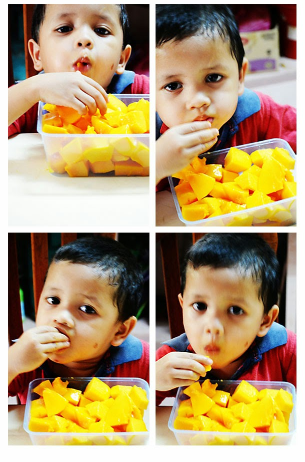adam and his papaya