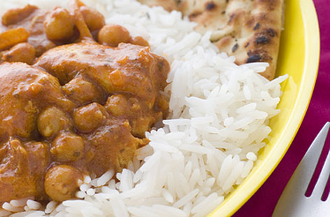 ... chicken recipes invites you to try chicken curry with chickpeas recipe
