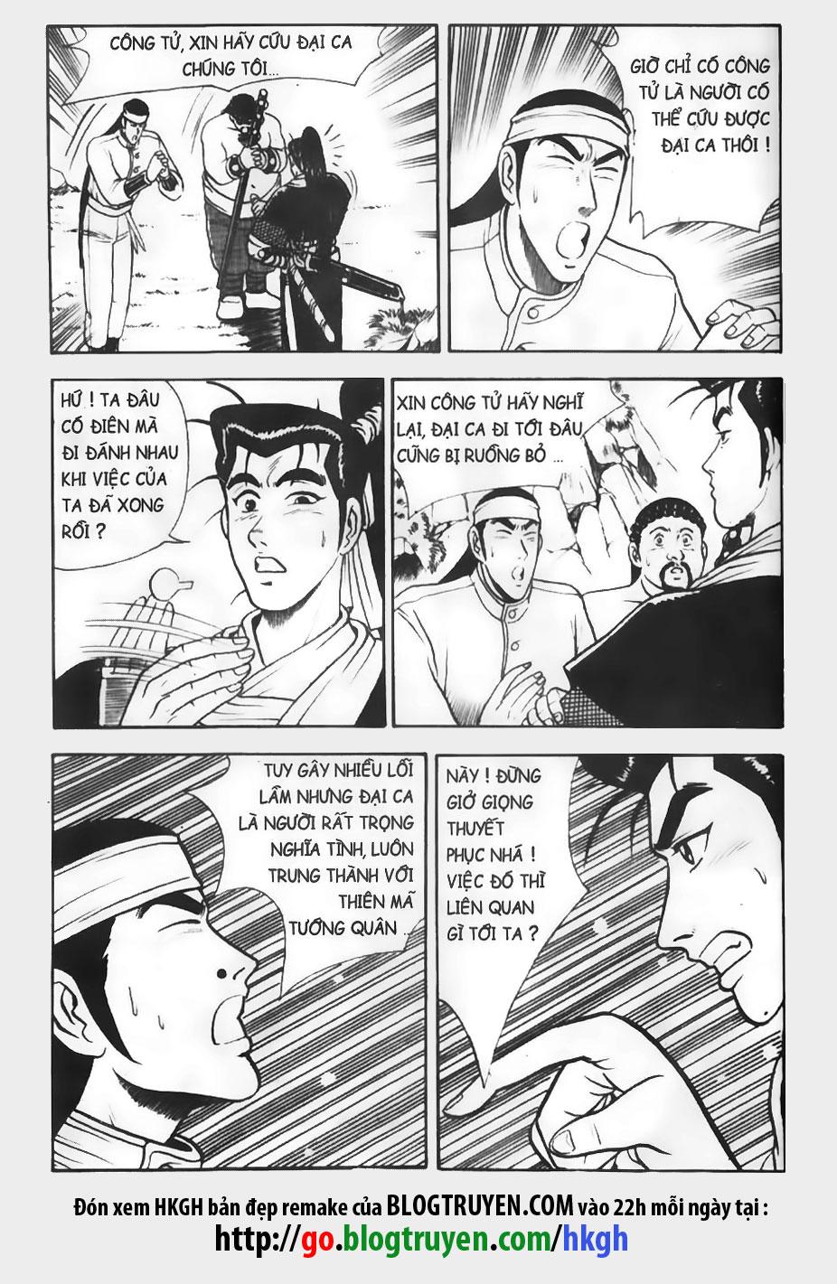 Hiệp Khách Giang Hồ chap 19 page 24 - IZTruyenTranh.com