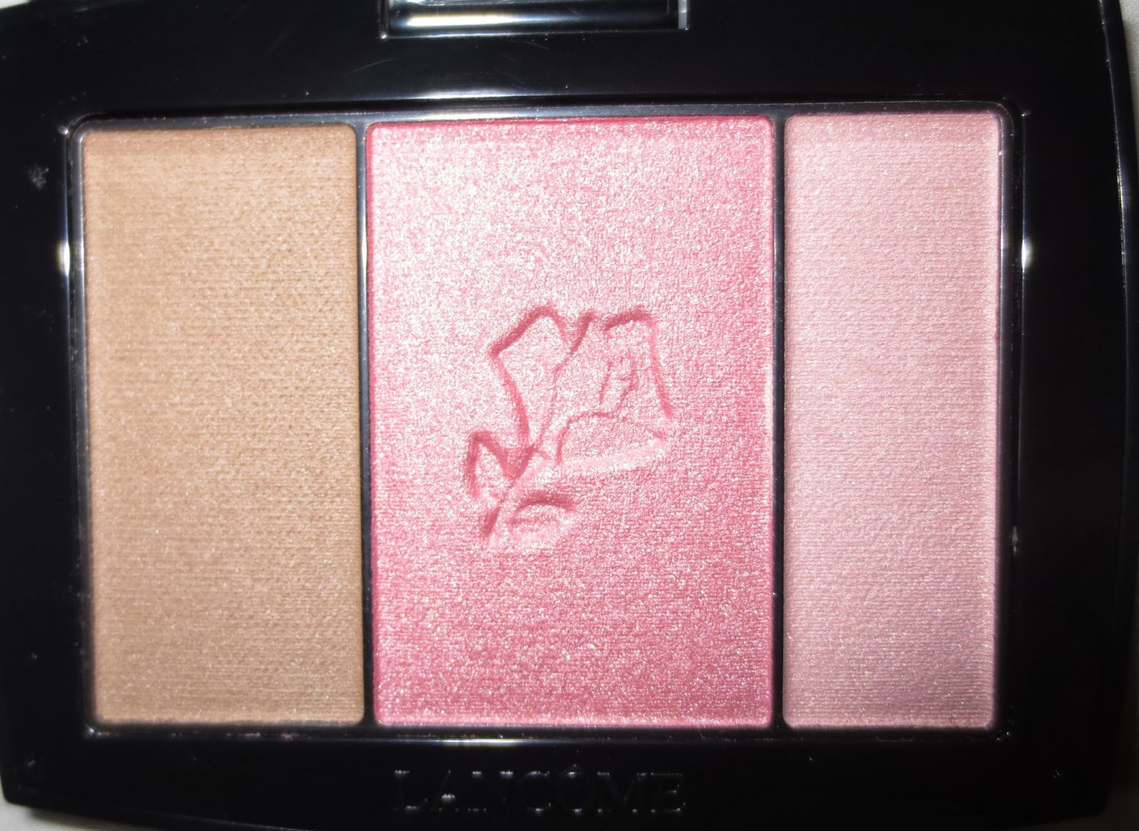 Lancome Blush Subtil Palette in 323 Rose Flush