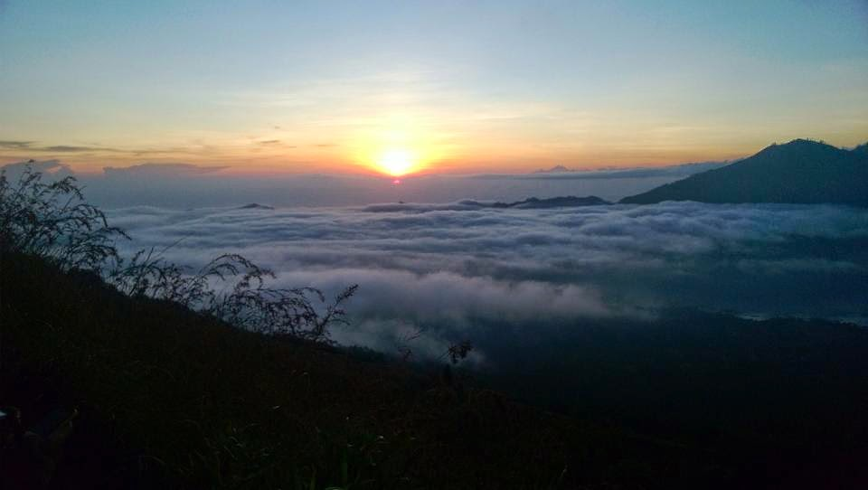 mount batur sunrise, mount batur bali