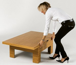 Bon Resource Furniture: Italian Designed Space Saving Furniture