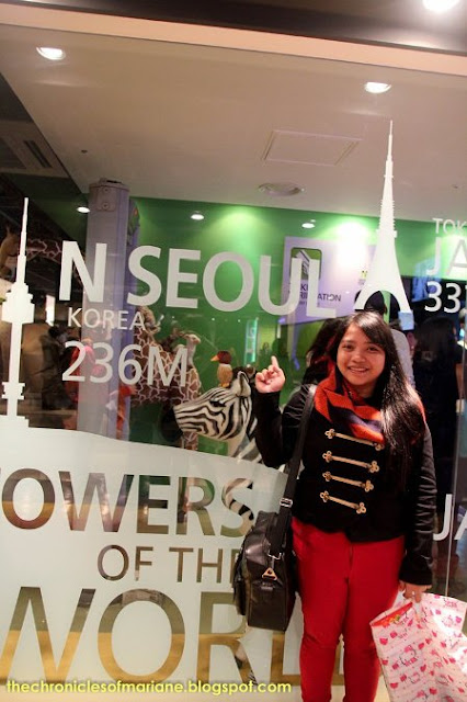 blog Seoul Tower
