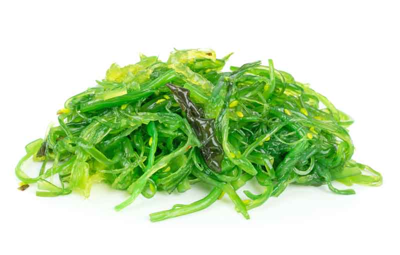 The virtues of a seaweed diet...