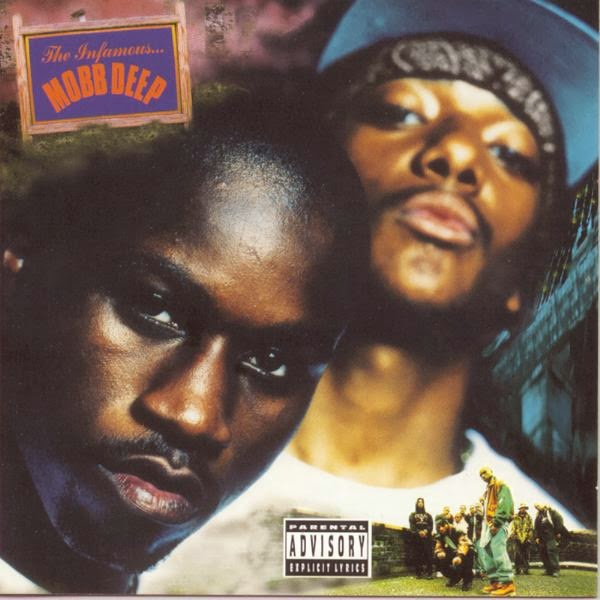Mobb Deep - The Infamous Cover