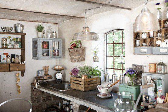 La casa di rory oggi fa troppo caldo per uscire - Cucina di campagna ...