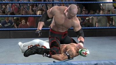 WWE RAW Ultimate Impact 2012 PC Game Screenshots 2