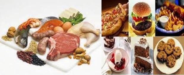 Pantangan Makanan Penyakit Liver