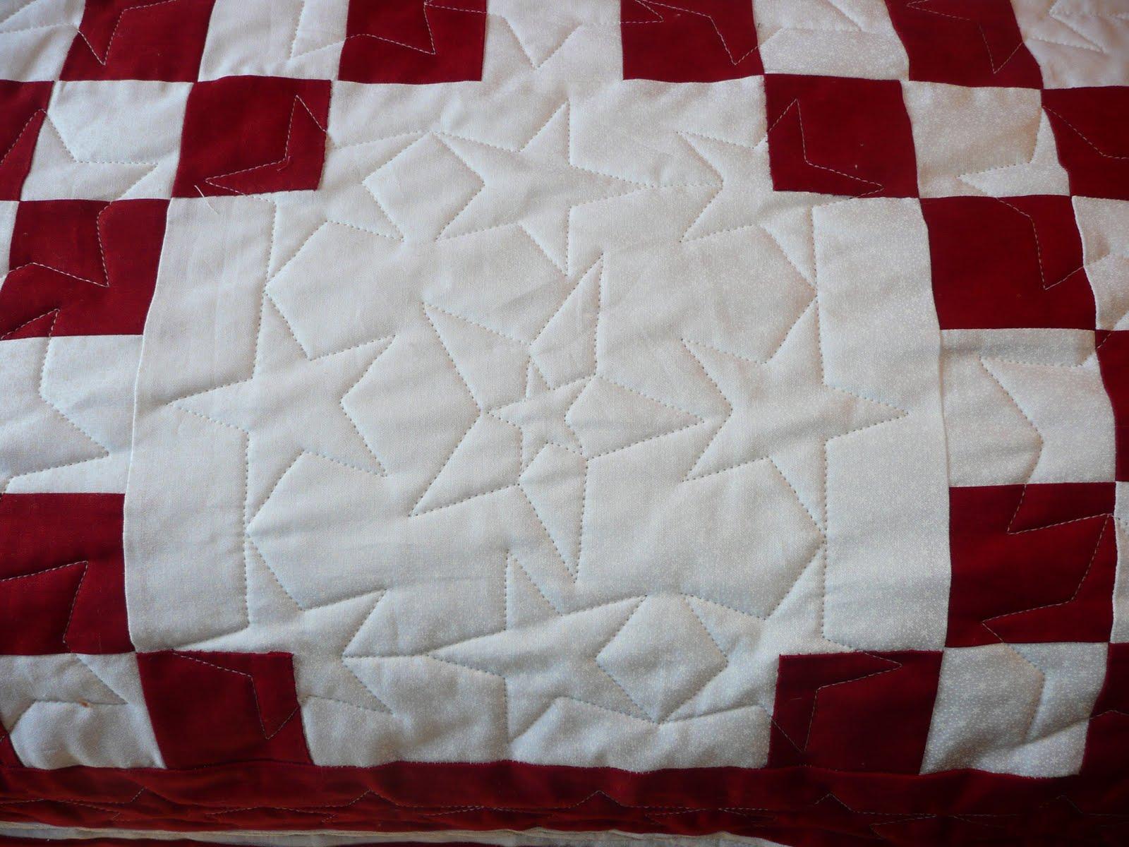 Acorn Ridge Quilting: Kathy\'s Quilts of Valor Quilt