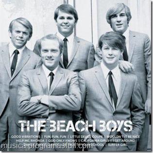 The Beach Boys – Icon (2013) 320KBPS