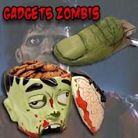 Gadgets frikis sobre zombis e infectados