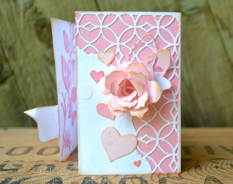Card Making Ideas Sizzix Part - 37: Paxton Valley Folk Art