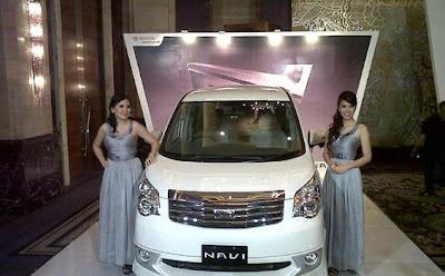 Toyota NAV1 ditargetkan bisa mencapai angka penjualan 500 unit per bulan