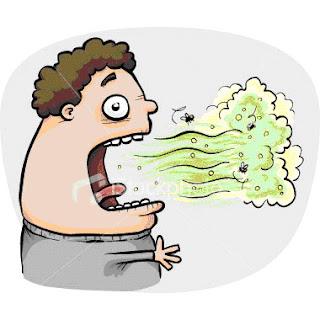 Menghilangkan Bau Mulut, Menghilangkan Bau Mulut, cara Menghilangkan Bau Mulut