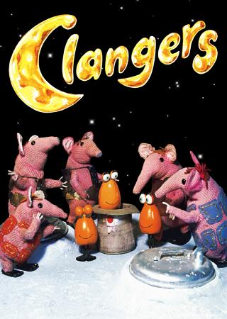 Various Patterns for Clangers -  www.clangers.co.uk