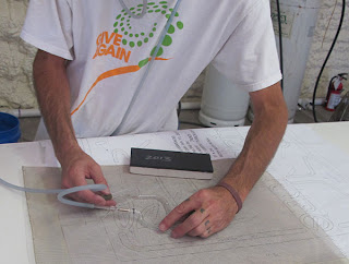 How Neon Signs Are Made Pattern Checking
