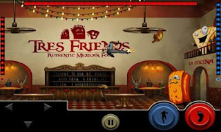 Screenshots of the Round House for Android tablet, phone.