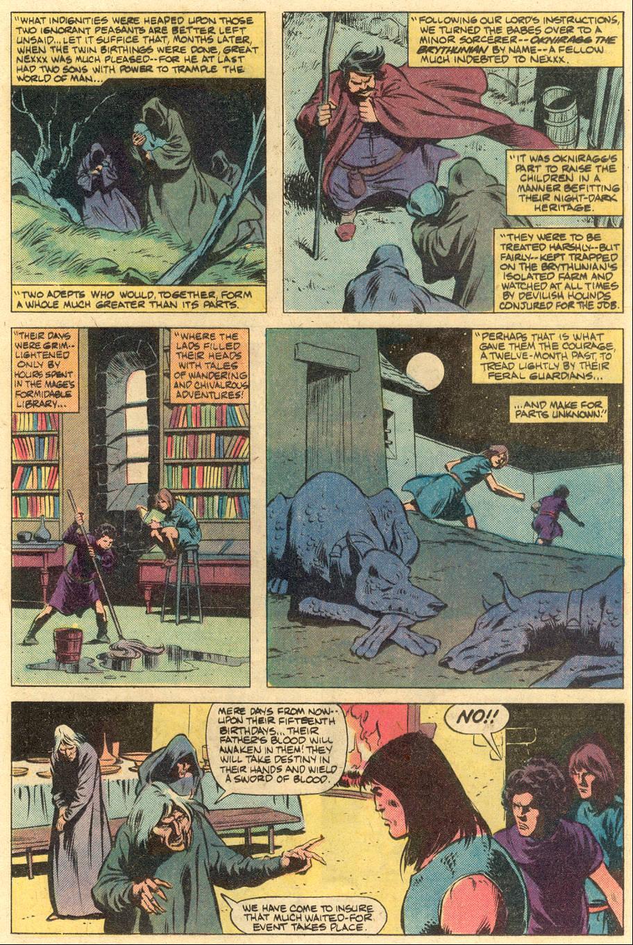 Conan the Barbarian (1970) Issue #125 #137 - English 11