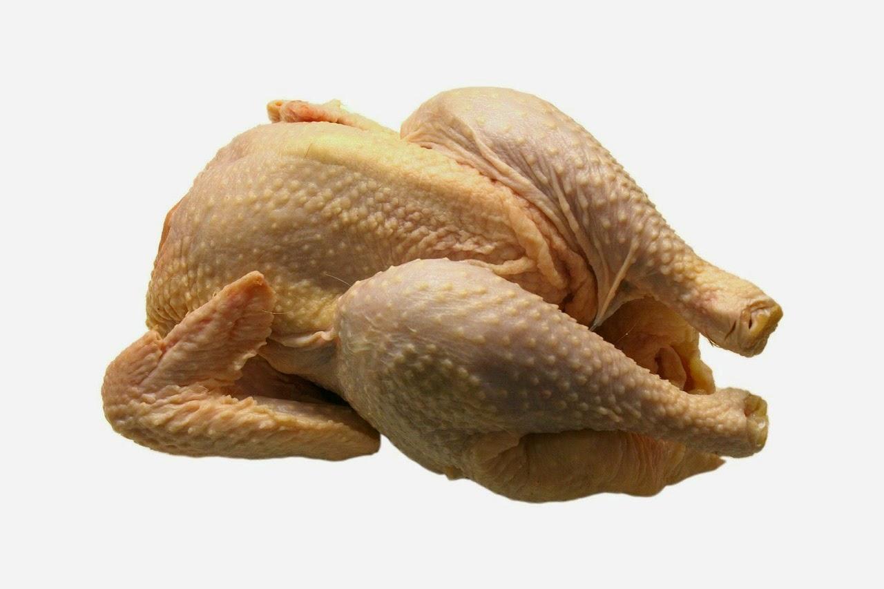 Πώς να αποψύξετε ένα κοτόπουλο με ασφάλεια;