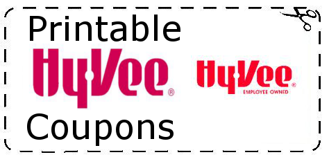 Money Savings Printing HyVee Coupons in 2012. Printable HyVee Coupons