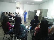 Treinamento Secretárias SUDIC-Salvador-BA, 25,26 e 27.09.2012