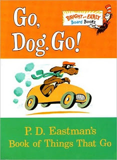Go Dog Go by P.F. Eastman - Do you like my hat?