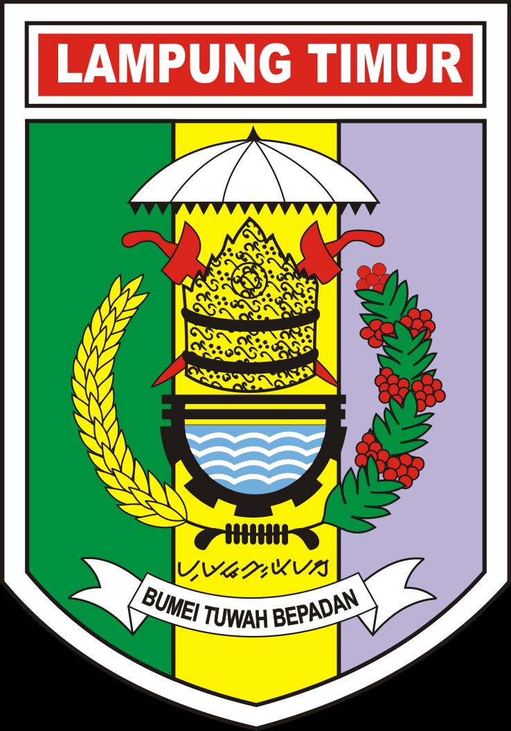 Logo Kabupaten Lampung Timur - Logo Lambang Indonesia