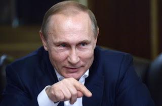 Ο Πούτιν προς τους Αμερικανούς και τους Δυτικο Ευρωπαίους: Δεν είμαι Φίλος και δεν είμαι Νύφη