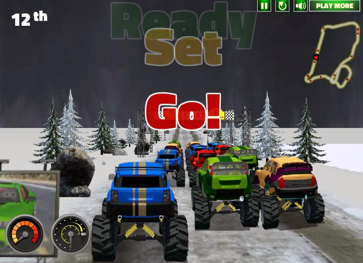 Safari oyunları oyna 4x4 truck çölde safari oyunu - internetten oyun oyna