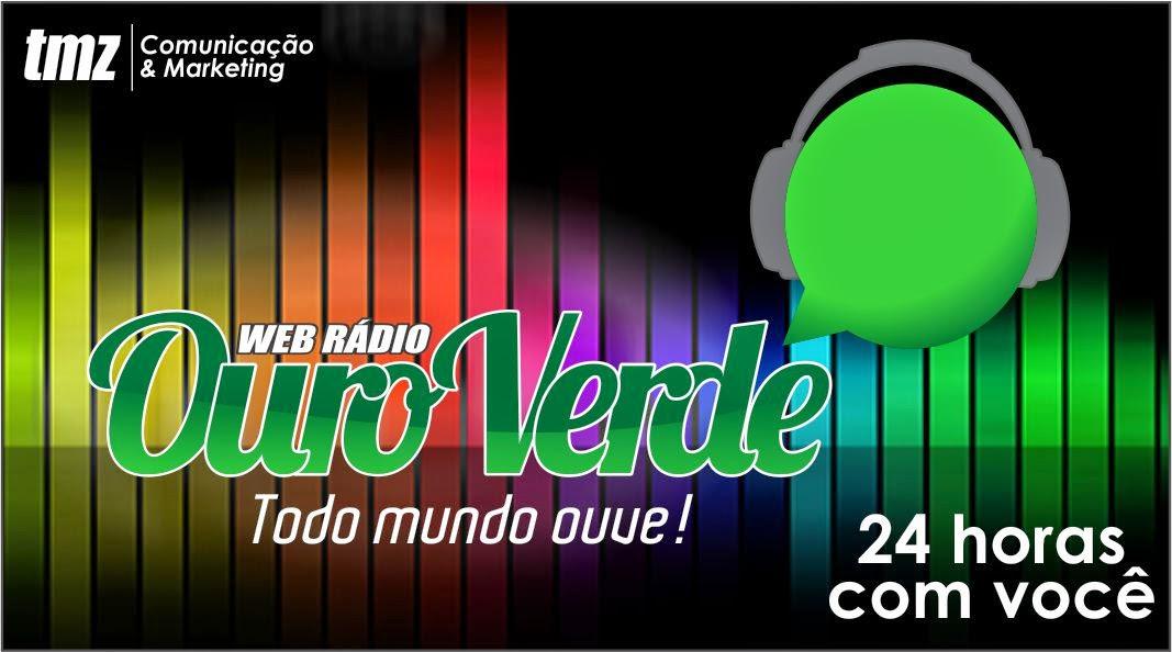 Clique e acesse a Web Rádio Ouro Verde