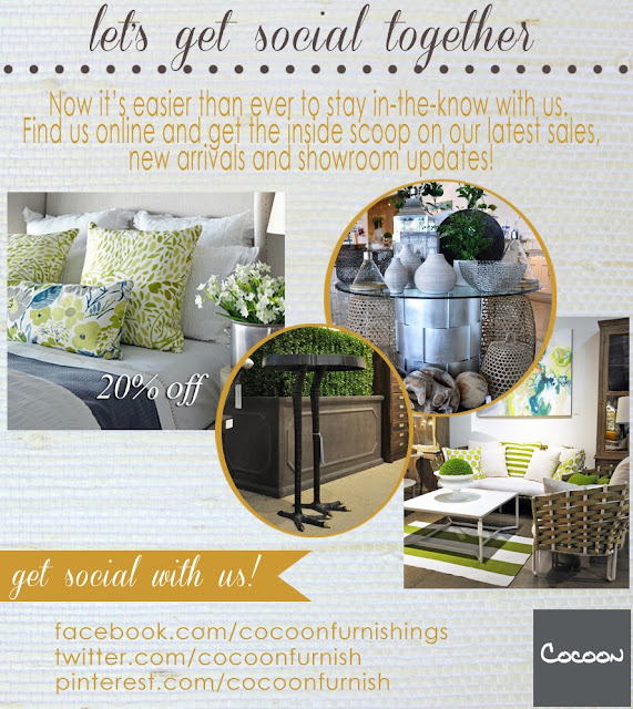 cocoon furnishings via desiretodecorate.com