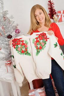 Really Ugly Christmas Sweater