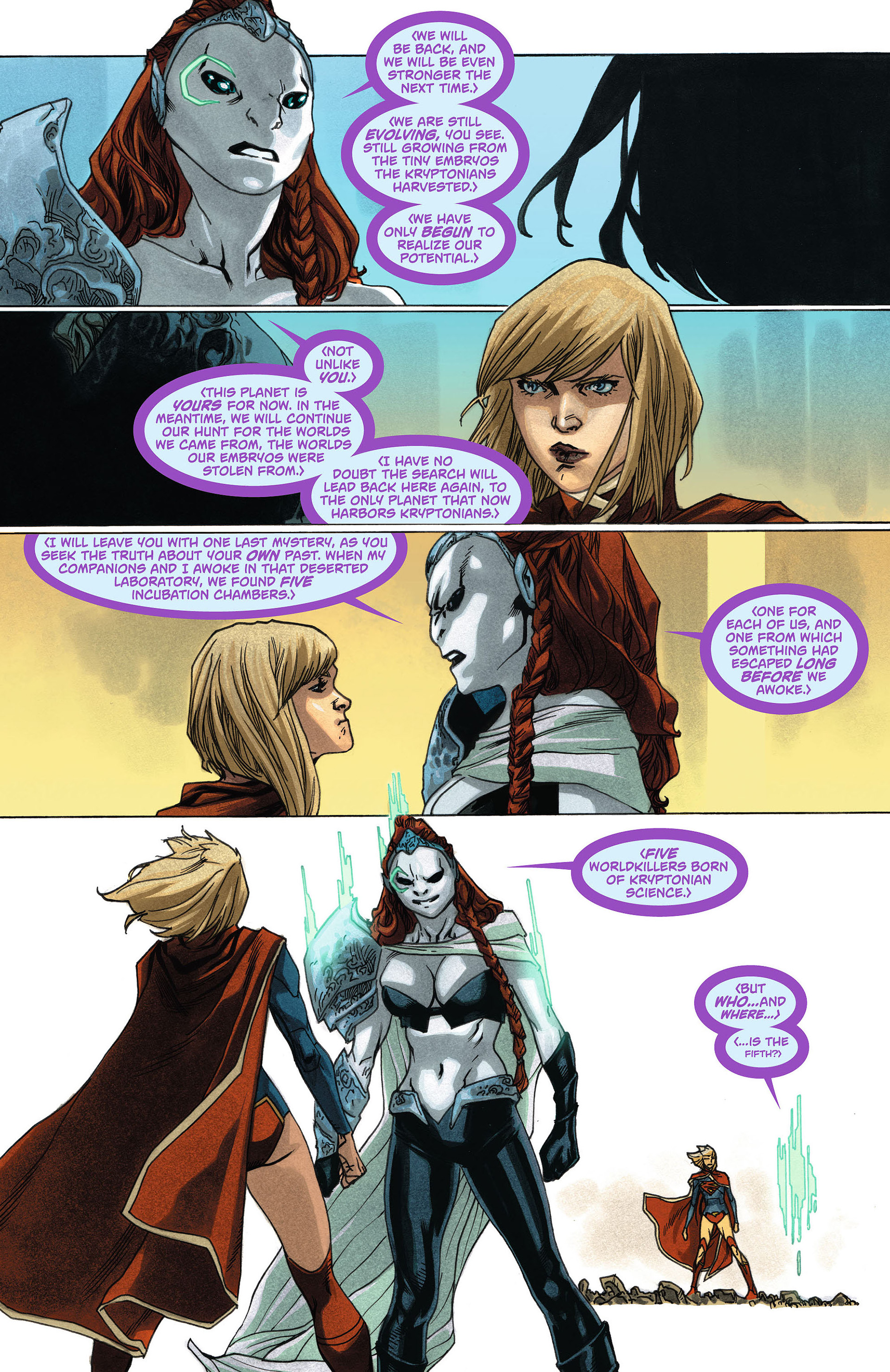 Supergirl (2011) Issue #7 #9 - English 18