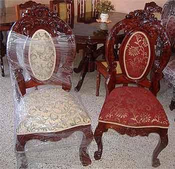 Tapiceria manolo silla de comedor - Tapiceria de sillas de comedor ...