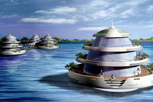 Luxury Resort - Amphibious 1000 - In Qatar