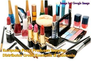 Kumpulan Alamat Pusat Produsen Supplier Distributor Grosir Kosmetik di Indonesia
