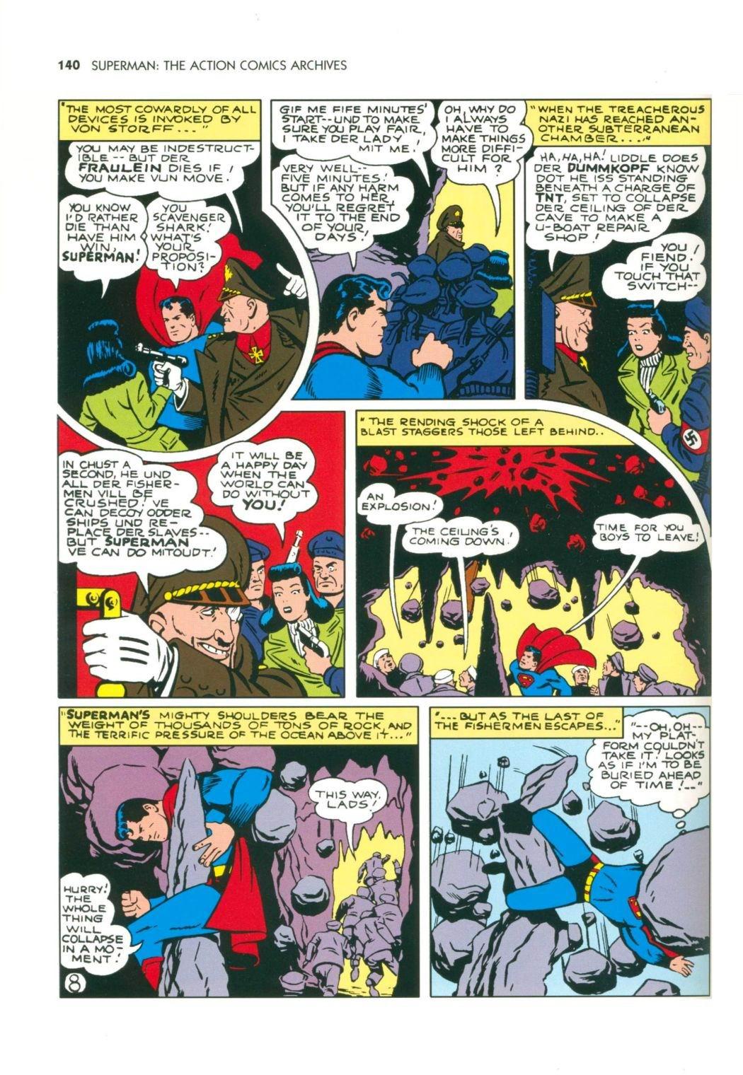 Action Comics (1938) 62 Page 10