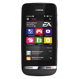 Nokia Asha 311 spesifikasi, review,Harga Nokia Asha 311 baru,bekas,second