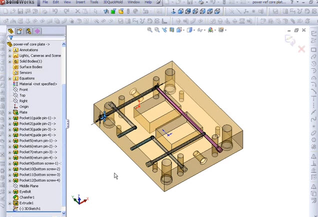 Free Trial Of Solidworks 2011