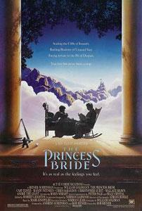 Cartel original de La princesa prometida