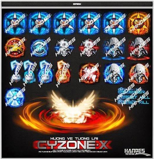 Killmark Cyzone - X