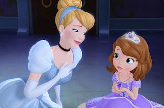 Gambar Putri Sofia the First Gratis