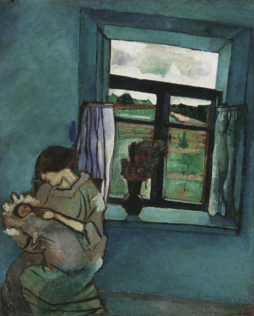 Review chagall between war and peace at mus e du for Avis sur art et fenetre