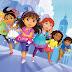 Dora and Friends, Au Coeur de la Ville