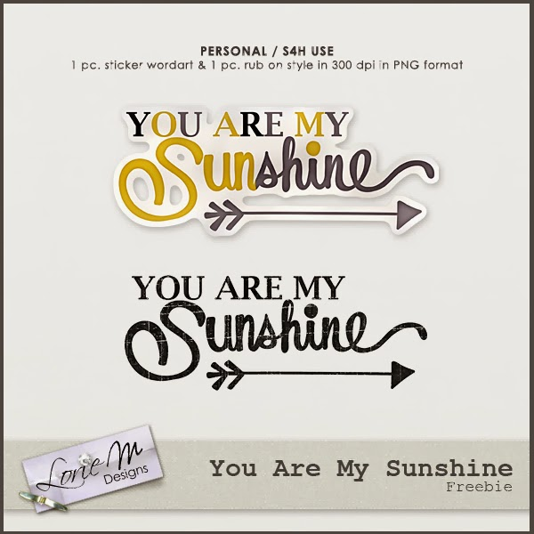 You Are My Sunshine Collection 25%-30% OFF, DOTD 11 - Ocean Breeze 55% OFF & Freebie