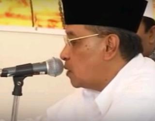 Ketua Umum PBNU Terpilih 2015 Said Agil Siradj