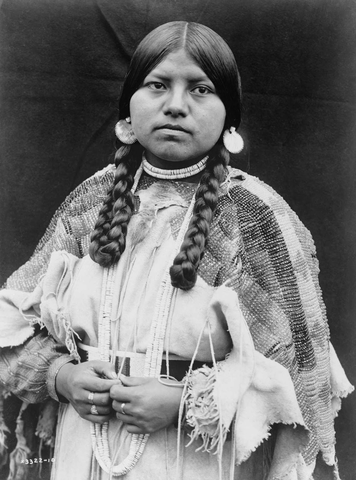 Cayuse Indian Women