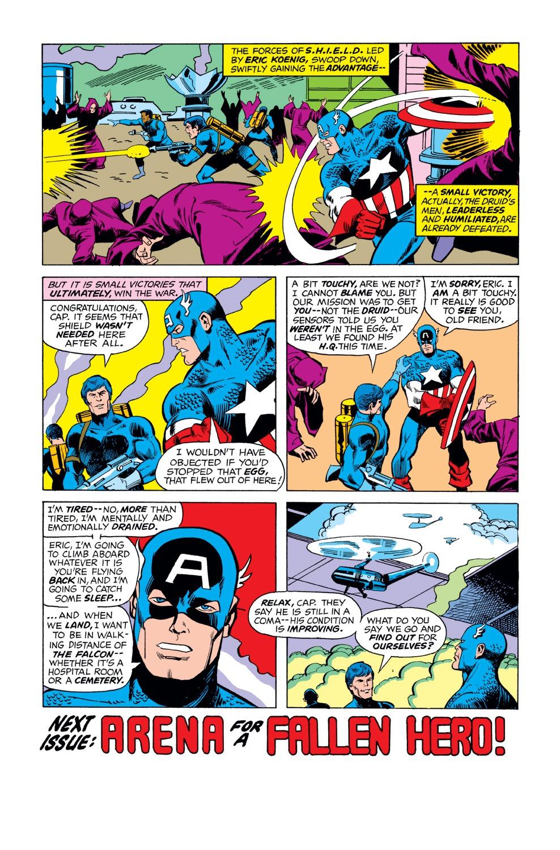 Captain America (1968) Issue #188 #102 - English 19