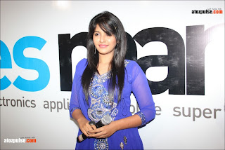 Anjali+in+blue+at+yes+mart+15+  +AtoZpuLse.com Exclusive Anjali latest cute photos   AtoZpuLse